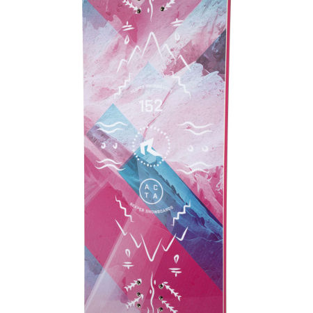 Dámský snowboard - Reaper ACTA W - 4