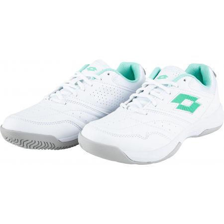 Дамски обувки за тенис - Lotto COURT LOGO XVIII W - 2