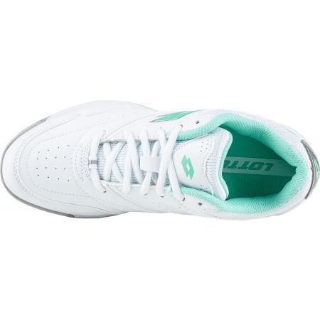 Дамски обувки за тенис - Lotto COURT LOGO XVIII W - 5