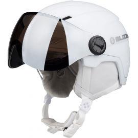Blizzard VIVA DOUBLE VISOR SKI HELMET - Lyžařská helma