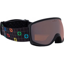 Blizzard DAO KIDS - Children's downhill ski goggles