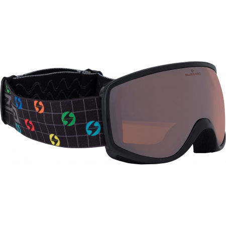Blizzard DAO KIDS - Children's downhill ski goggles