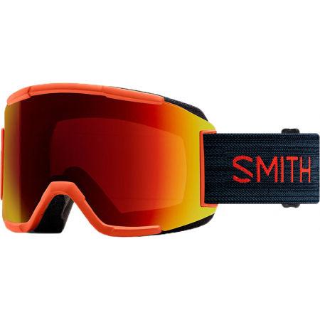 Síszemüveg - Smith SQUAD RED - 1