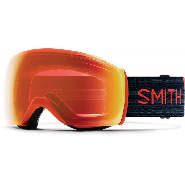 Smith SKYLINE XL čierna NS - Lyžiarske okuliare