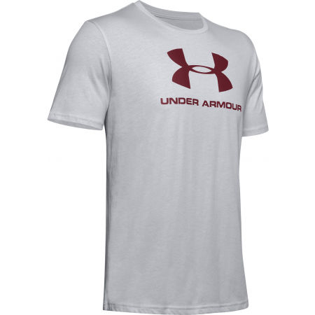 Under Armour SPORTSTYLE LOGO SS - Men's T-shirt
