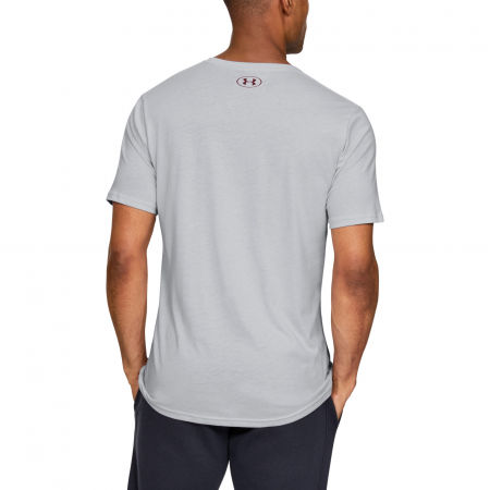 Men's T-shirt - Under Armour SPORTSTYLE LOGO SS - 5