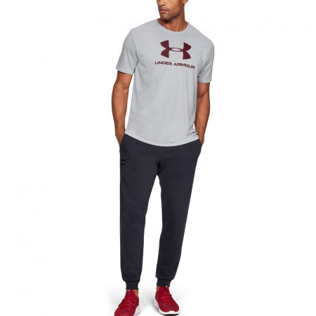 Men's T-shirt - Under Armour SPORTSTYLE LOGO SS - 6