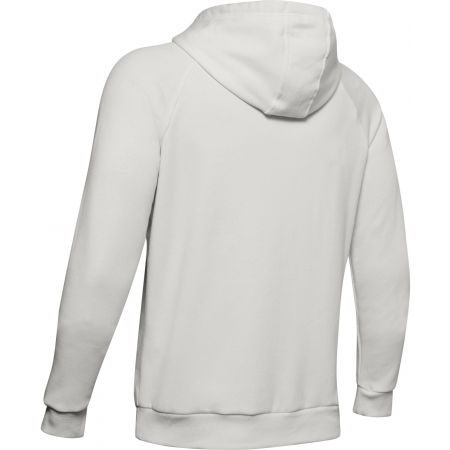 Herren Sweatshirt - Under Armour RIVAL FLEECE PO HOODIE - 2