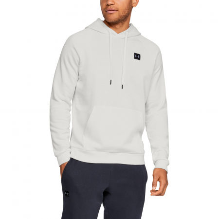 Herren Sweatshirt - Under Armour RIVAL FLEECE PO HOODIE - 3