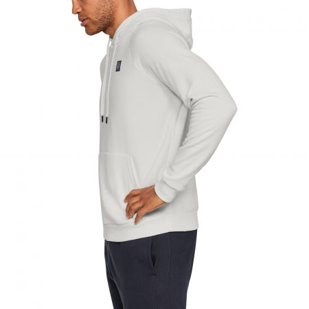 Hanorac bărbați - Under Armour RIVAL FLEECE PO HOODIE - 5