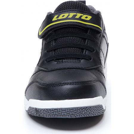 Juniorské volnočasové boty - Lotto SET ACE AMF XIV CL SL - 6