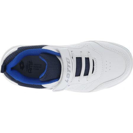 Juniorské volnočasové boty - Lotto SET ACE AMF XIV CL SL - 4