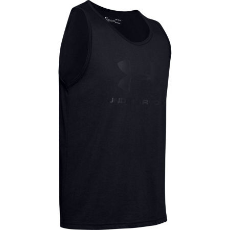 Under Armour SPORTSTYLE LOGO TANK - Men's tank top-Under Armor