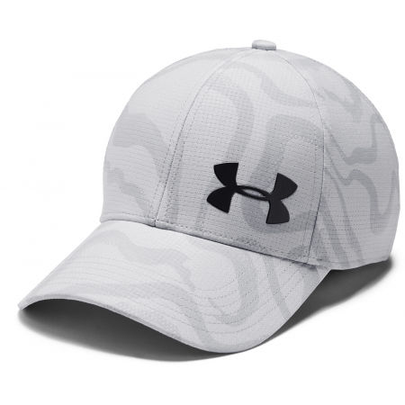 Men's hat - Under Armour MEN'S PRINTED AIRVENT CORE CAP - 1