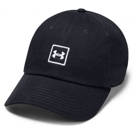 Under Armour WASHED COTTON CAP - Czapka z daszkiem