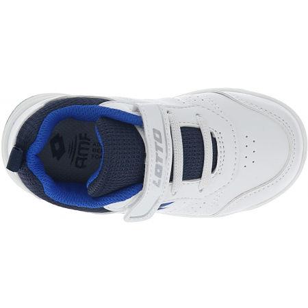 Detská voľnočasová obuv - Lotto SET ACE AMF XIV INF SL - 4