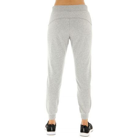 Spodnie dresowe damskie - Lotto DINAMICO W II PANT MEL FT - 5