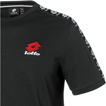 Мъжка тениска - Lotto ATHLETICA CLASSIC TEE JS - 3