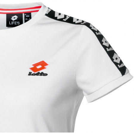 Koszulka damska - Lotto ATHLETICA CLASSIC W TEE JS - 3