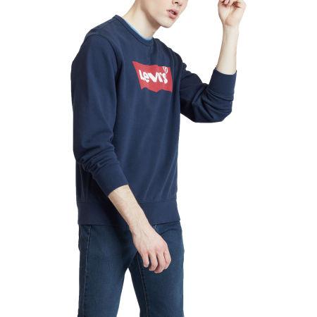 Men's sweatshirt - Levi's GRAPHIC CREW B - 1