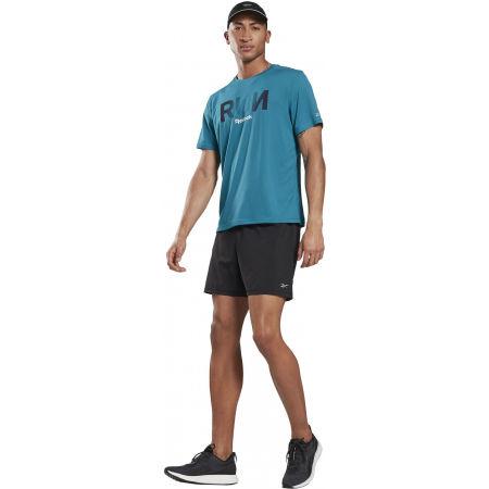 Pánské běžecké šortky - Reebok RE  2-1  SHORT - 3