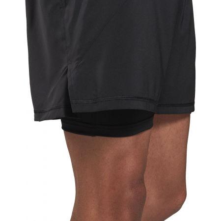 Pánské běžecké šortky - Reebok RE  2-1  SHORT - 8