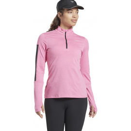 Reebok RE 1/4 ZIP - Hanorac sport damă