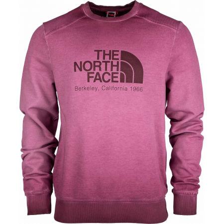 The North Face WASHED BC-EU DEEP M - Bluză bărbați