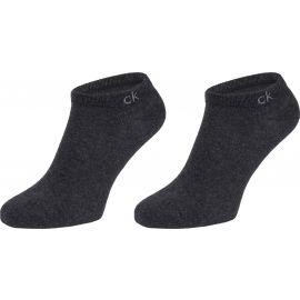 Calvin Klein 2PK FLAT KNIT - Dámske ponožky