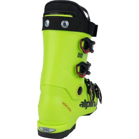 Juniorská obuv na sjezdové lyžování - Alpina DUO 70 - 4