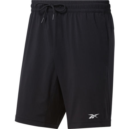 Men's training shorts - Reebok WORKOUT WOVEN SHORT - 1