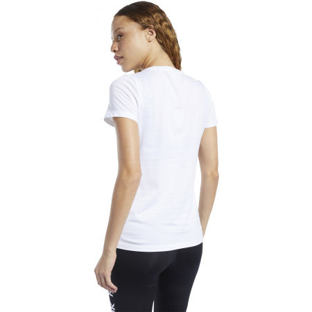 Women's T-shirt - Reebok TE GRAPHIC TEE DELTA - 7
