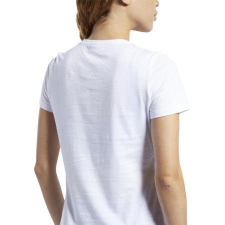 Дамска тениска - Reebok TE GRAPHIC TEE DELTA - 6