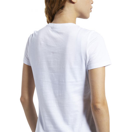 Women's T-shirt - Reebok TE GRAPHIC TEE DELTA - 6