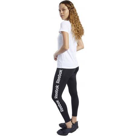 Women's T-shirt - Reebok TE GRAPHIC TEE DELTA - 3