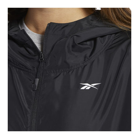 Training jacket - Reebok TE LINEAR LOGO JACKET - 5