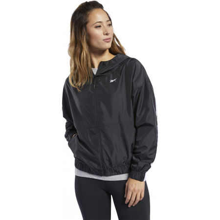 Training jacket - Reebok TE LINEAR LOGO JACKET - 2