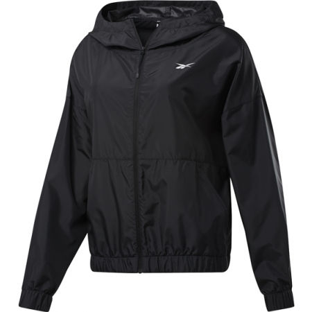 Training jacket - Reebok TE LINEAR LOGO JACKET - 1