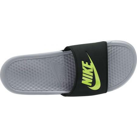 Men's slippers - Nike BENASSI JDI - 4