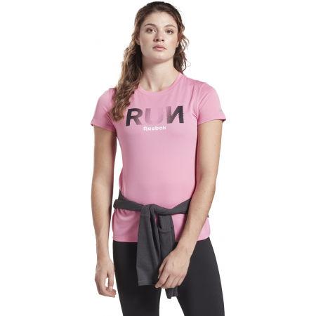 Dámske tričko - Reebok RE GRAPHIC TEE - 2
