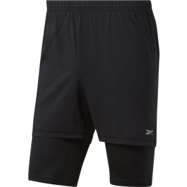 Reebok RE  2-1  SHORT - Men's running shorts