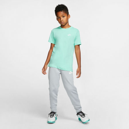 Boys' T-shirt - Nike NSW TEE EMB FUTURA B - 6