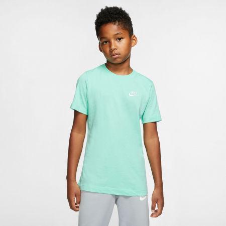 Boys' T-shirt - Nike NSW TEE EMB FUTURA B - 3