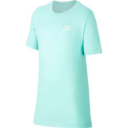 Nike NSW TEE EMB FUTURA B - Jungen Shirt
