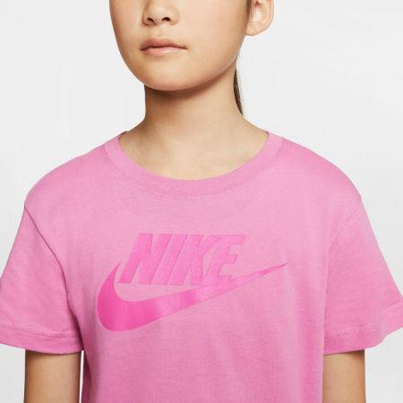 Dievčenské tričko - Nike NSW TEE DPTL BASIC FUTURA G - 5