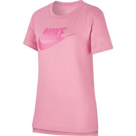 Nike NSW TEE DPTL BASIC FUTURA G - Mädchen Shirt