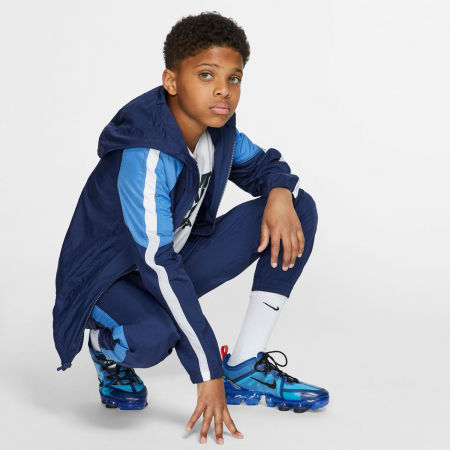 Komplet dresowy chłopięcy - Nike NSW WOVEN TRACK SUIT B - 8