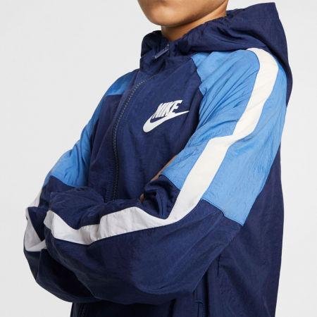 Komplet dresowy chłopięcy - Nike NSW WOVEN TRACK SUIT B - 3