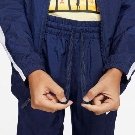 Komplet dresowy chłopięcy - Nike NSW WOVEN TRACK SUIT B - 4