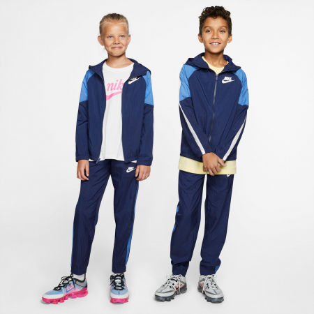 Trening clasic de băieți - Nike NSW WOVEN TRACK SUIT B - 9
